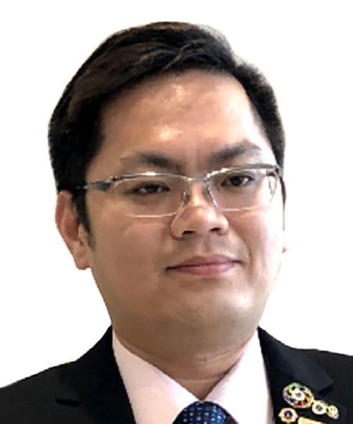 Dato' Simon Gan Yong Hwa
