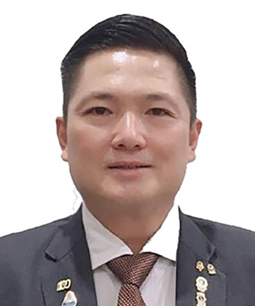 Eric Tey Chin Soon