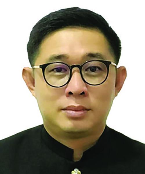 Juztin Kok Chee Wei