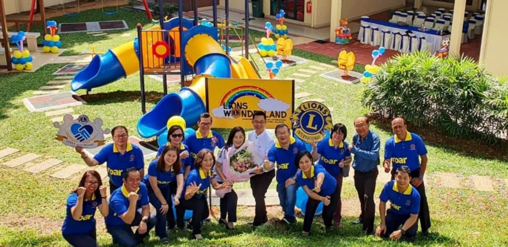 Creating an Environment of Peace and Smiles for Childhood Cancer Patients