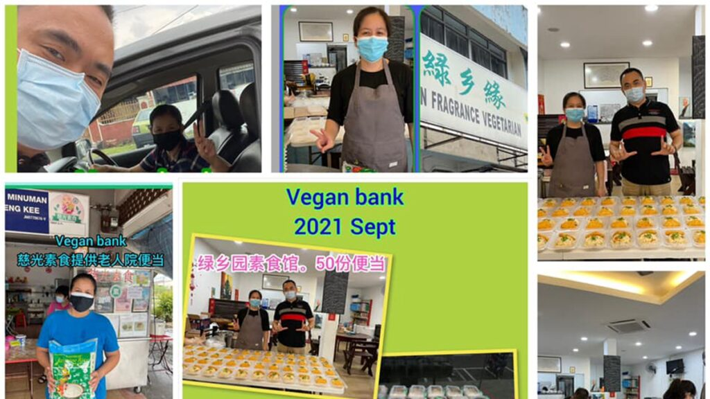 Vegan bank开跑