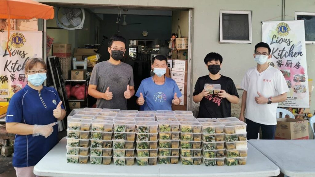 Lions kitchen kluang