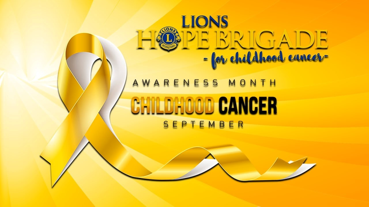 Childhood Cancer Awareness month. How could you help to raise the awareness?